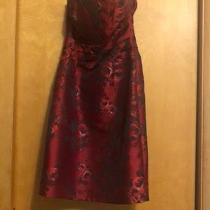 White House Black Market Formal Dress Worn Once